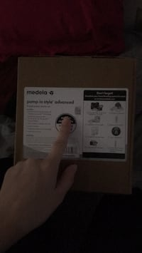 Brand new medela breast pump starter set  Frederick, 21702