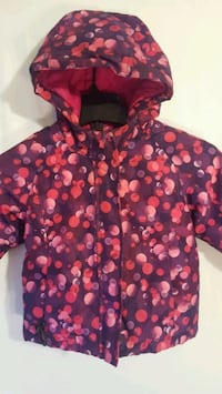 Children's place girls winter jacket, and boots  Mississauga, L5A 1W2