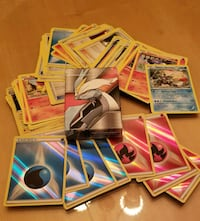 Pokemon cards set deck Richmond, V7C 3L1