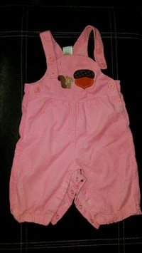 3-6mths girl romper  Whitby