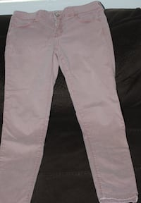 Pink Jeans (About Size Eight or Ten) RESEDA
