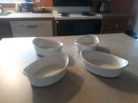 Corning Ware French White  bakeware  Martinsburg, 25405