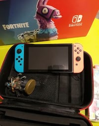 Nintendo Switch  Paris