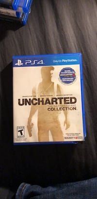 ps4 uncharted collection Granville, 26501