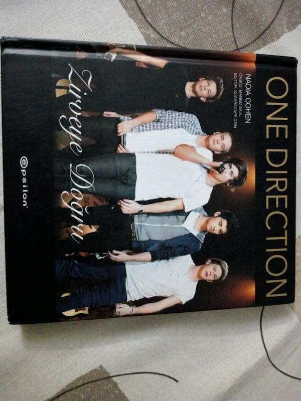 ONE DIRECTION ORİJİNAL KİTAPLAR 18cb091e-6a53-4f2b-a034-a76f3c5334af