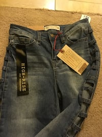 ANGEL KISS DENIM JEANS 2283 mi