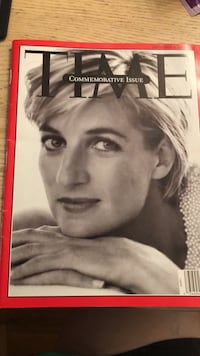 Time Magazine Princess Diana Commerative Issue