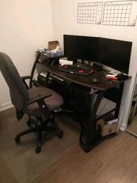 Big desk with shelf space (negotiable)