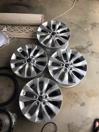 "Kia - Optima - 2016 17"" OEM Rims Marietta, 30066"