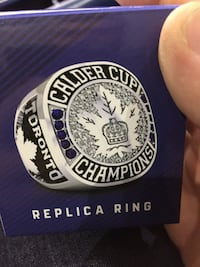 Marlies championship ring replica  Mississauga, L5M 5L1