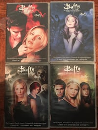 Buffy the Vampire Slayer season 1-4  Toronto, M5S