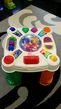 Fisher-Price Activity Table - Used