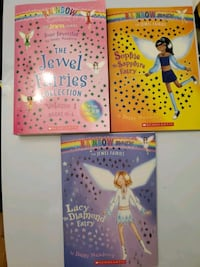 Book set- Rainbow magic feries, Jewel  collection