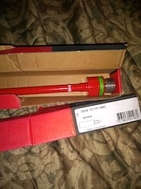 red and black hair curler Kitchener, N2H 1C9