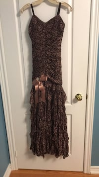 XXS Brown dress for sale