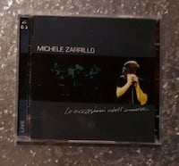 Michele Zarrillo. Doppio CD 6852 km