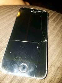cracked space gray iPhone 6 Anaheim, 92801