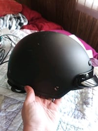 Ladies motorcycle helmet. Size L