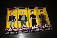 The Osbourne Family collectible toys Toronto