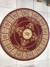 New Round 3x3 Rug Richmond Hill, L4C