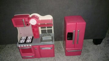 18 inch our generation doll kitchen set
