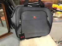black and gray laptop bag Calgary, T2K
