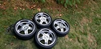 20 in 5x4.5 or 5.5  5x114.3    5x100  tires