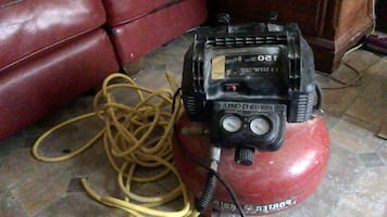 Potter Cable Air Compressor
