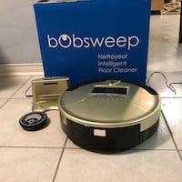 Bobsweep cleaner with box Vaughan