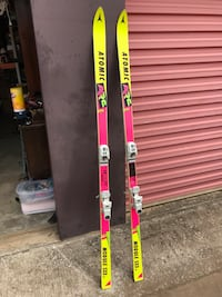 Retro Atomic APC 553 Skis Denton, 76201