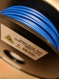 3D printer filament - dark blue HIPS 3mm Toronto, M1B 4X3