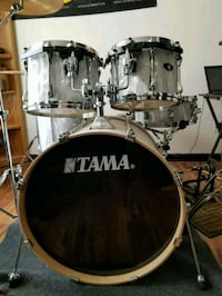 Tama superstar 5 piece with all cymbals and hardwa Warrensburg, 64093
