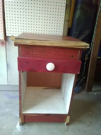 Night Stand w/ hidden compartment