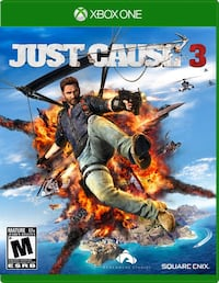 Just cause 3. Never used Calgary, T2Y 0B8