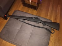 Airsoft Pellet Gun with 3 Magazines, Batteries, and Pellets 218 mi