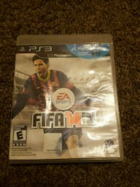 Sony PS4 Fifa 16 game case