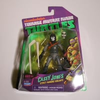 Casey Jones - Teenage Mutant Ninja Turtles Richmond