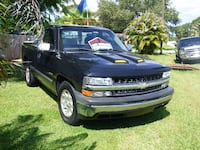 2002 Chevy Silverado LS Short bed Largo