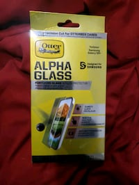 Otter box alpha glass for Samsung galaxy s8+ Germantown, 20876