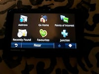 black Samsung Galaxy Android smartphone Red Deer