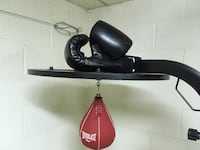 Black and gray exercise equipment-Best offer Springfield, 22152