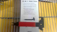 10-IN-1 UNIVERSAL AUTO/TRUCK TRIM TOOL, Tempered Spring Steel Construction Buena Park