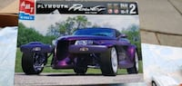 AMT Plymouth Prowler kit Detroit, 48227