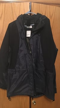 Black the north face hoodie gore-Tex Omaha, 68116