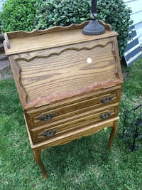 brown wooden drawers