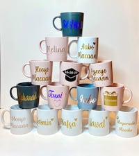 Custom Name Mugs  Toronto