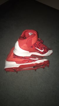 Brand new nike metal cleats obo size 12 Catonsville, 21228