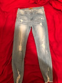 Size 13 Jeans New York, 10016