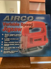 Jigsaw saw - variable speed  Mississauga, L4X 2H9