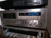 Vintage Pioneer CT-F650 Stereo Cassette Tape Deck Whitchurch-Stouffville, L4A 0J5